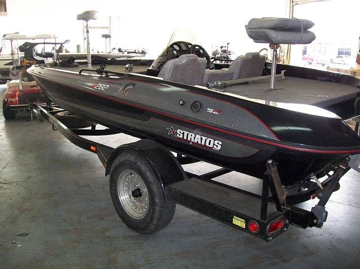 viewing a thread for sale 1997 stratos 282 bass boat. Black Bedroom Furniture Sets. Home Design Ideas