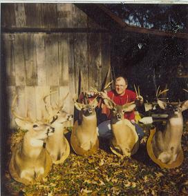 some Bucks in my early years