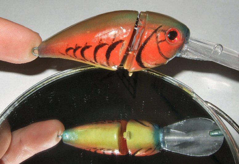 Jackall Aragon MR clone