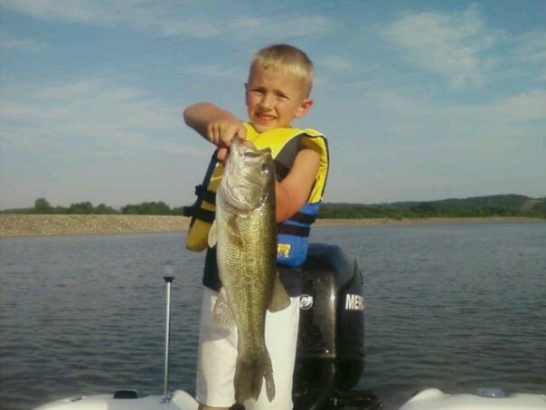 4.5 from the Chick.  Bryse's biggest so as of 6-1-10.