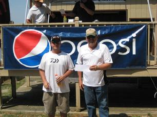 July Pepsi CBA tournament, came in sixth. 7/8/12