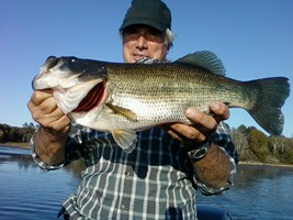 11/1/12 Martin's best that day, 5 lbs 6 ozs.